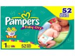 Pampers Small Pack 3-6kg